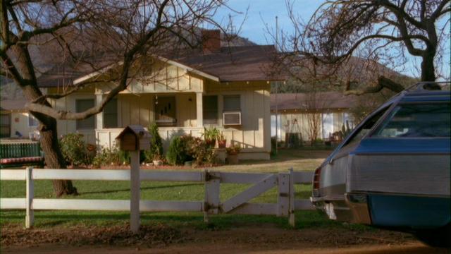 Burkle residence
