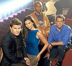 Angel cast
