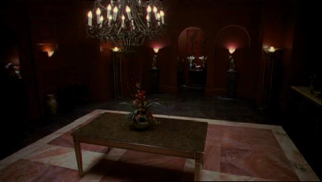 Gwen Raiden's apartment