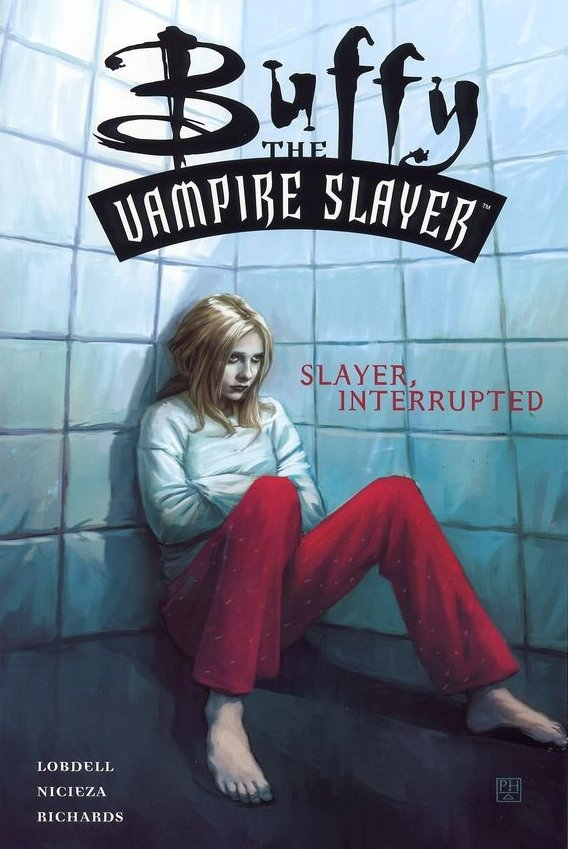 Slayer, Interrupted (TPB)