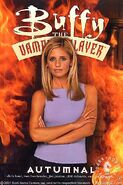 Autumnal Buffy Cover