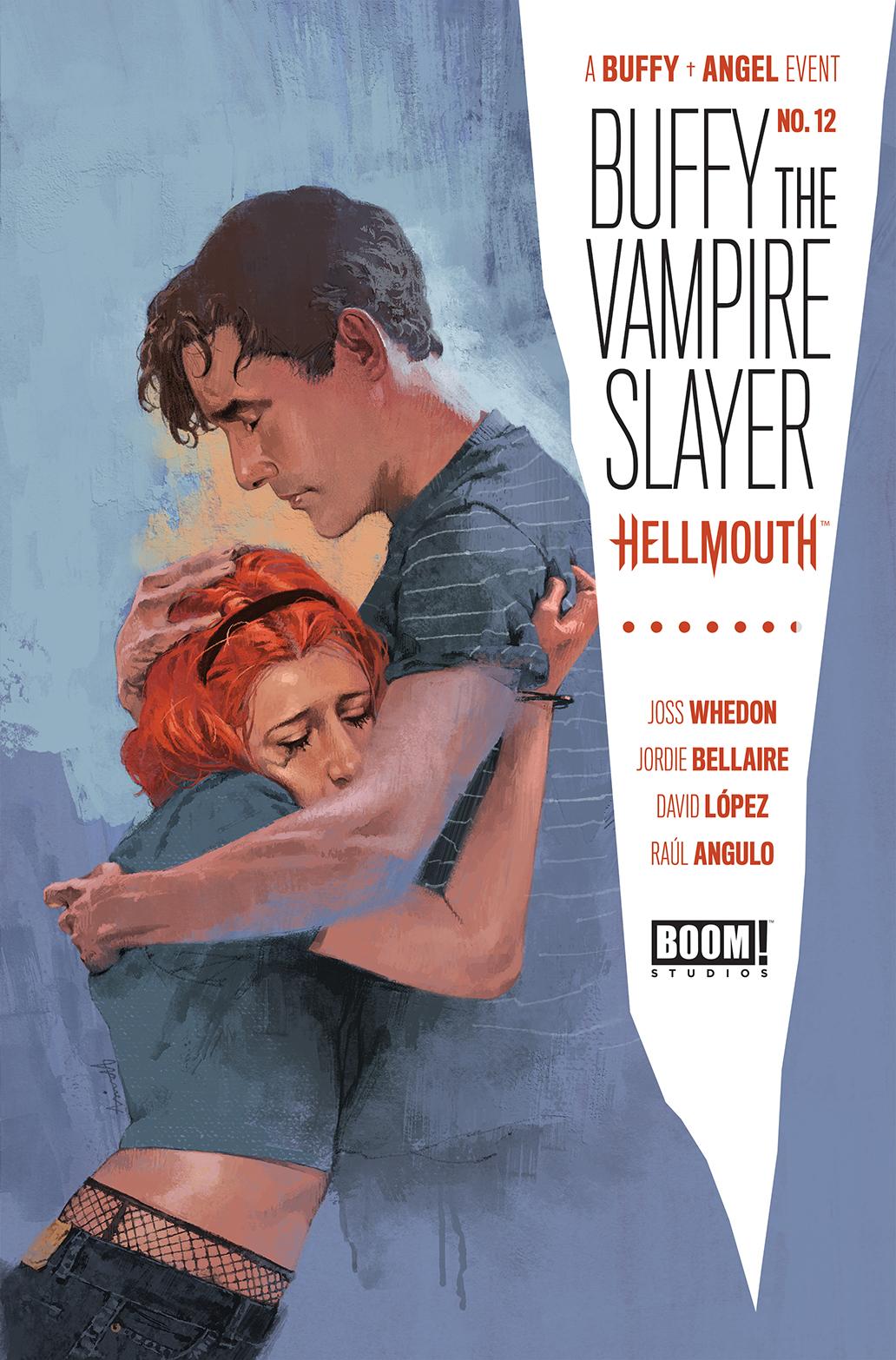 Buffy the Vampire Slayer (2019) 12