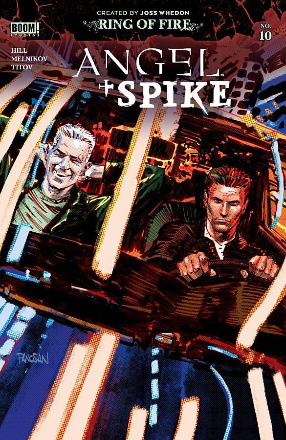 Angel + Spike 10