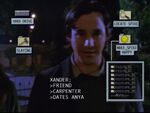 Xander's profile intervention