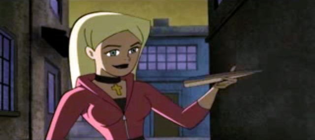 Buffy the Animated Series pilot