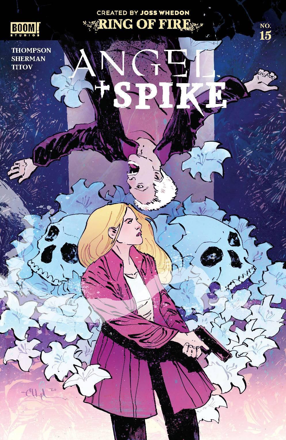 Angel + Spike 15