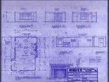 Buffy's house living room blueprint