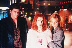Doppelgangland Angel Willow Buffy 03