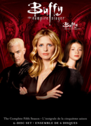 Buffy Seizoen 5 DVD Regio 1