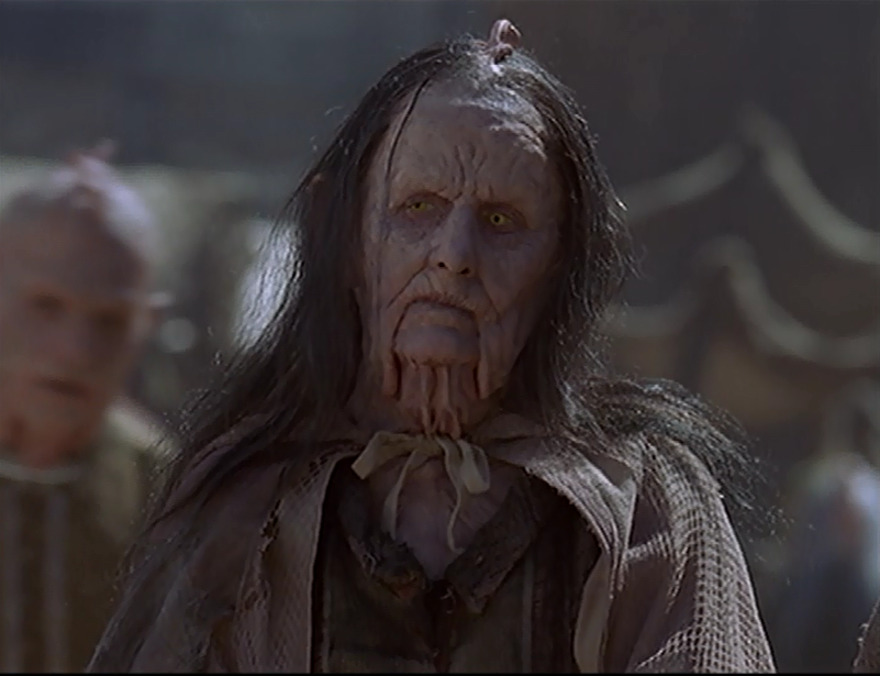 Vakma of the Gathwok Clan