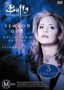 Buffy Seizoen 1 DVD Regio 4
