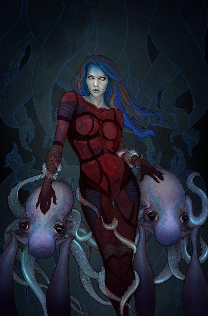 Illyria: Haunted, Part Three