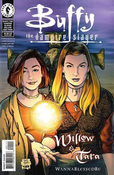 Willow & Tara: WannaBlessedBe