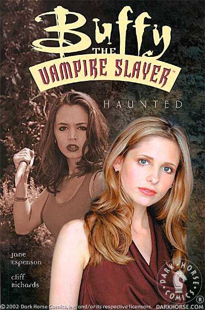 Haunted (Buffy miniseries)