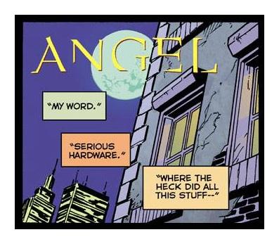 Angel (untitled)