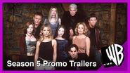 """""""Blood Ties"""" promo"""