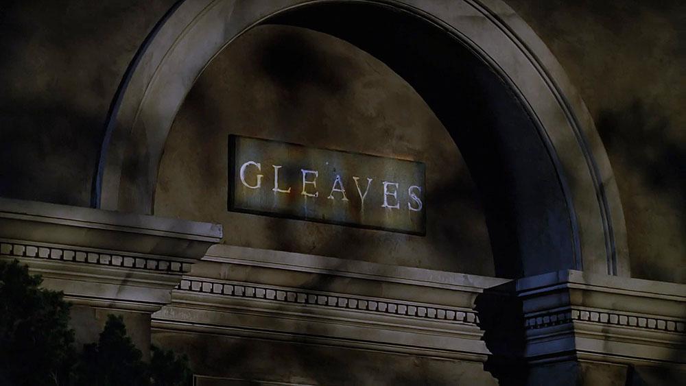 Gleaves mausoleum
