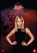 Buffy Seizoen 4 DVD Regio 2