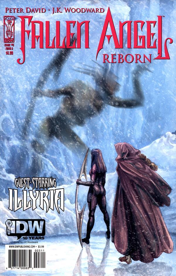 Reborn, Part Three