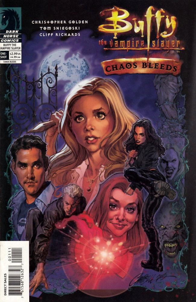 Chaos Bleeds (comic)