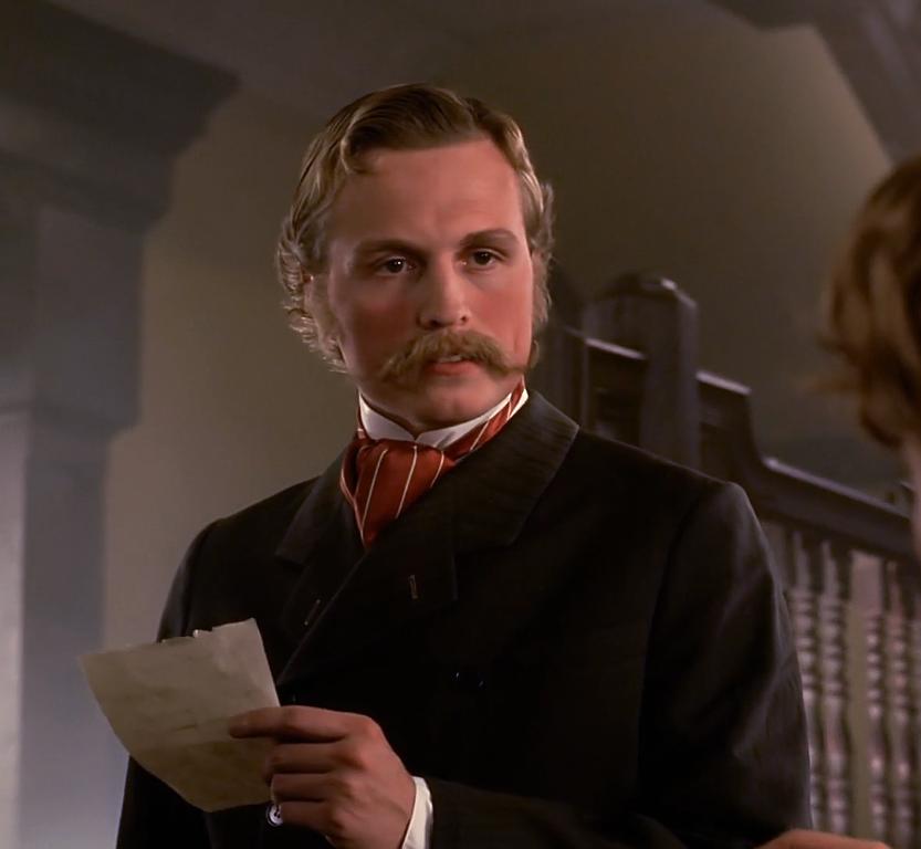 Unidentified gentleman
