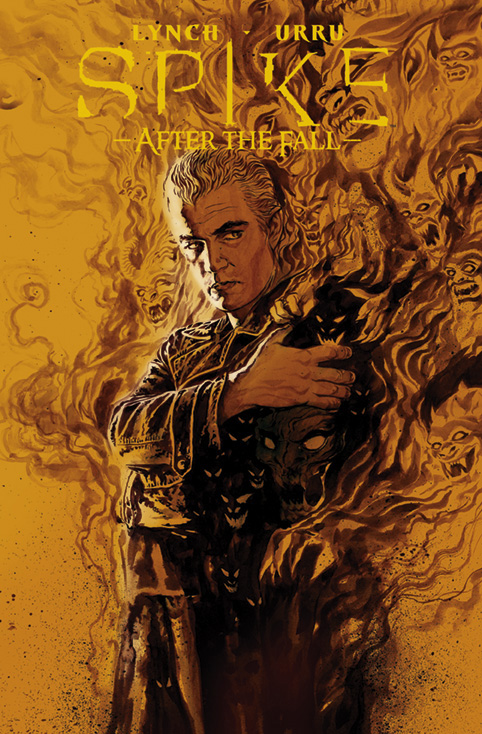 Spike: After the Fall (HC)