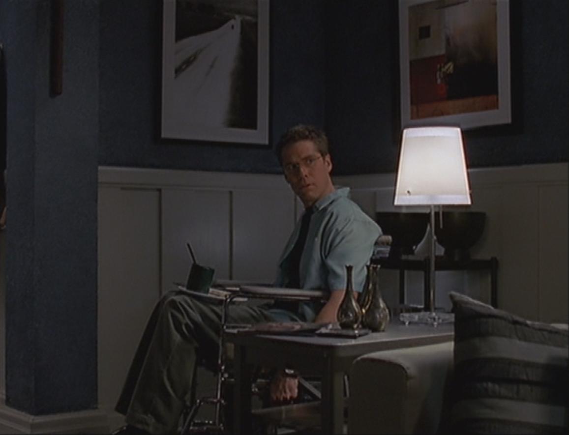 Wesley Wyndam-Pryce's apartment
