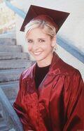Buffy graduation still