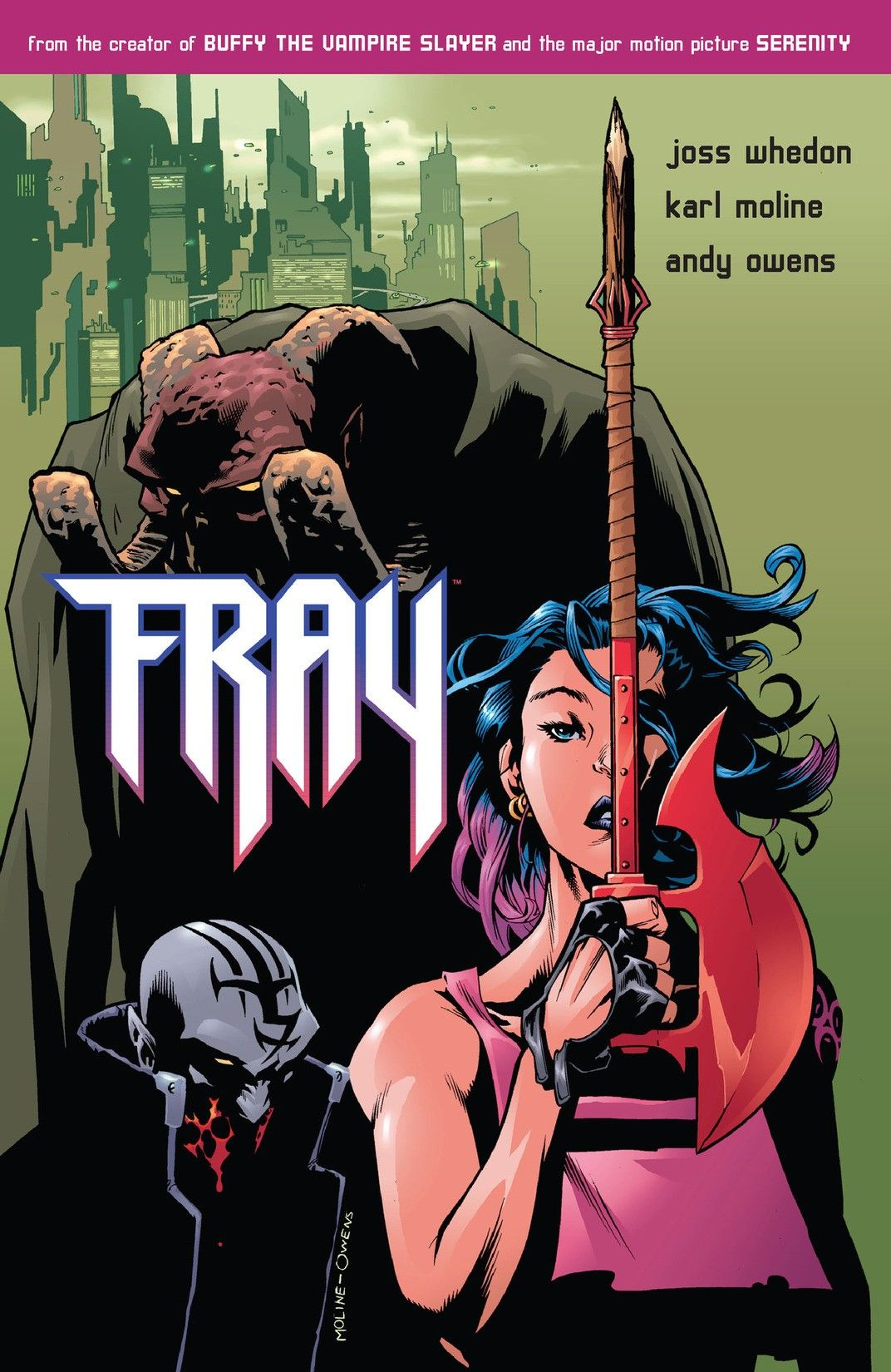 Fray (series)