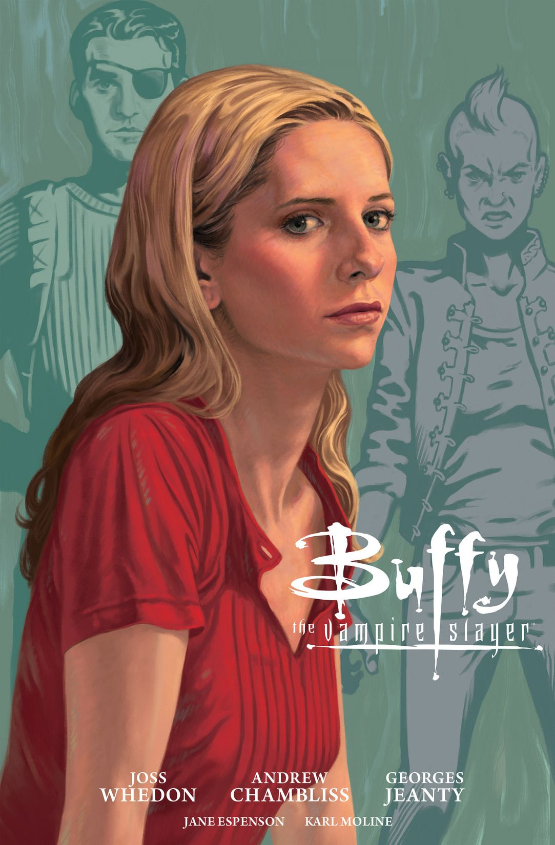 Buffy the Vampire Slayer Season Nine Library Edition, Volume 3