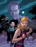 Buffy Haunted 01A
