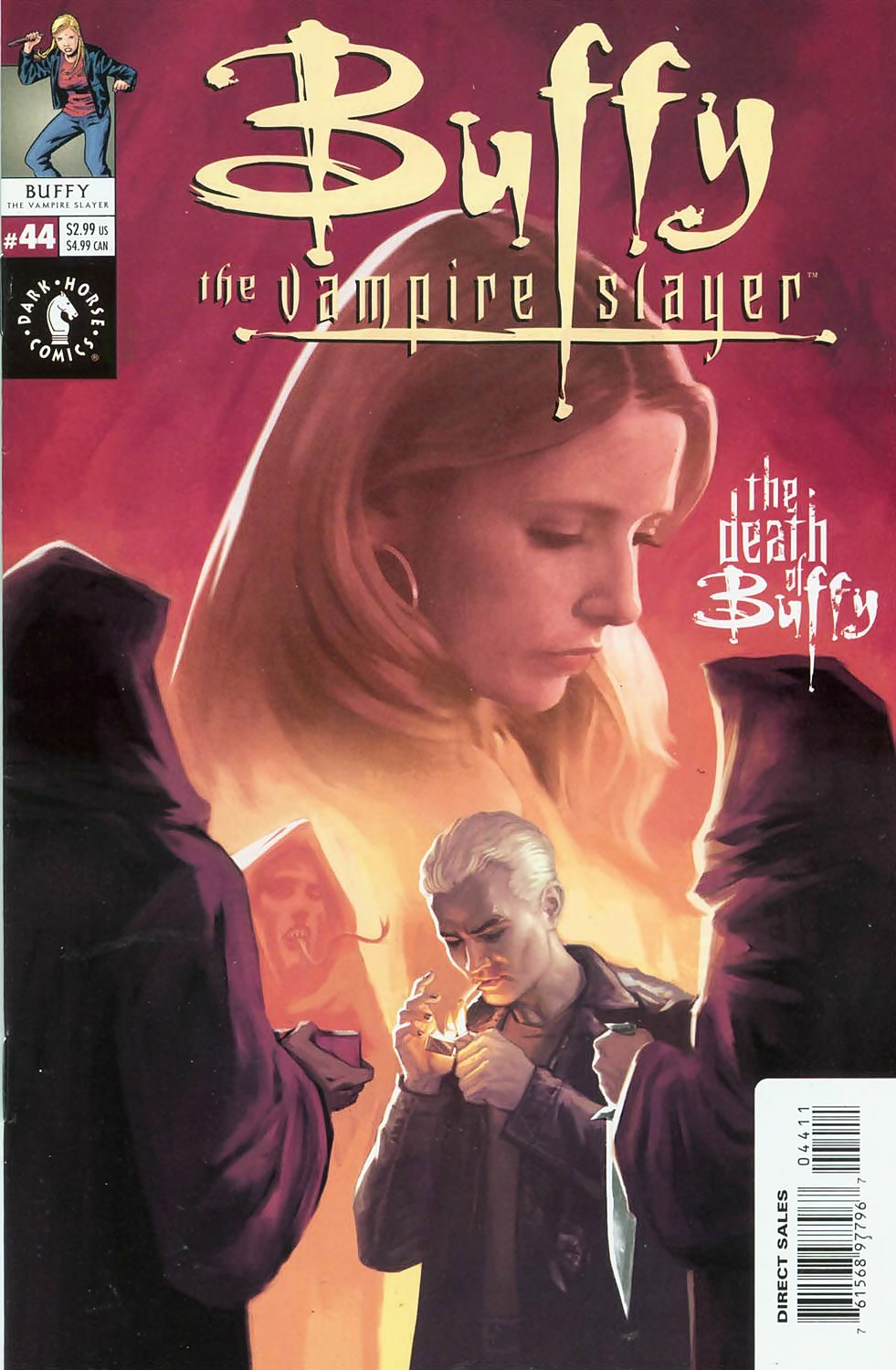 The Death of Buffy, Part Two