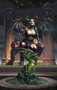 Dragon Queen Grimando