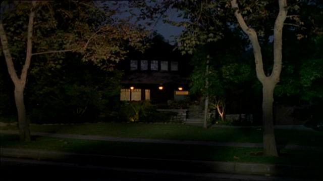 Allison's residence