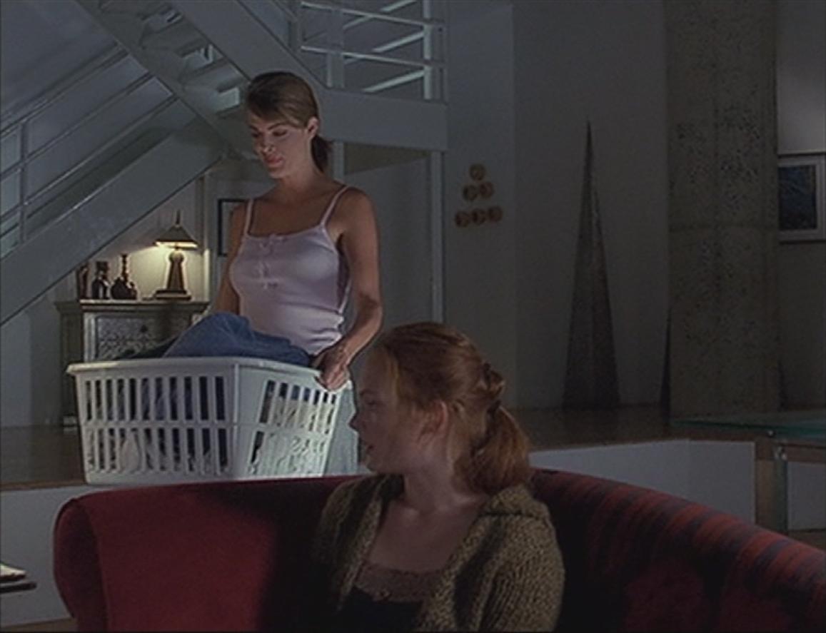 Lilah Morgan's apartment