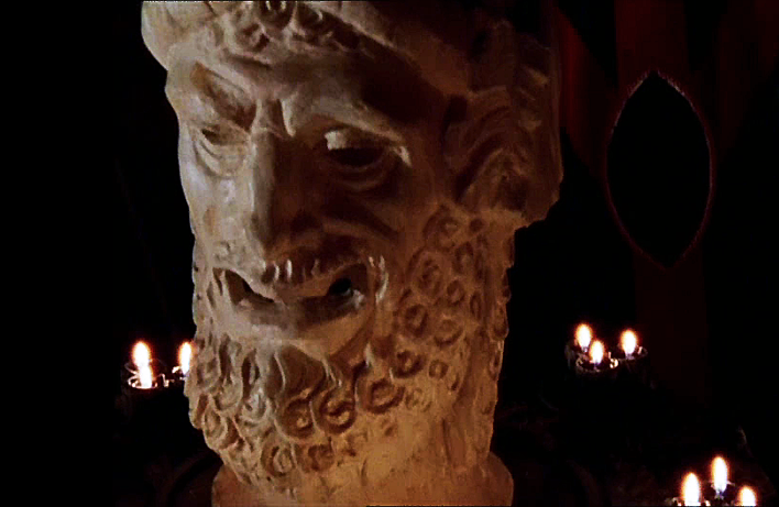 Janus' statue