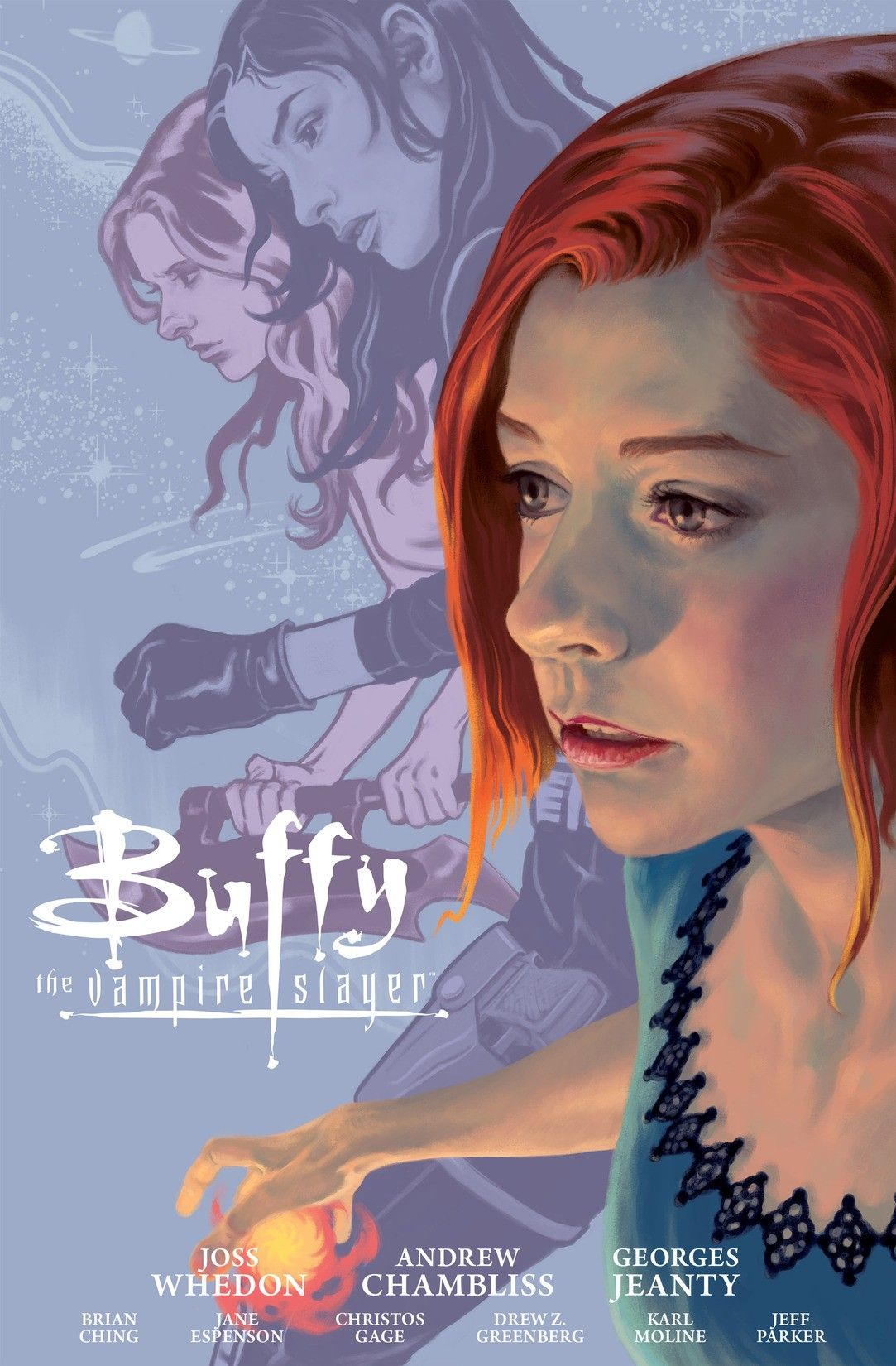 Buffy the Vampire Slayer Season Nine Library Edition, Volume 2