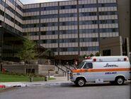 Sunnydale season one hospital exterior nightmares