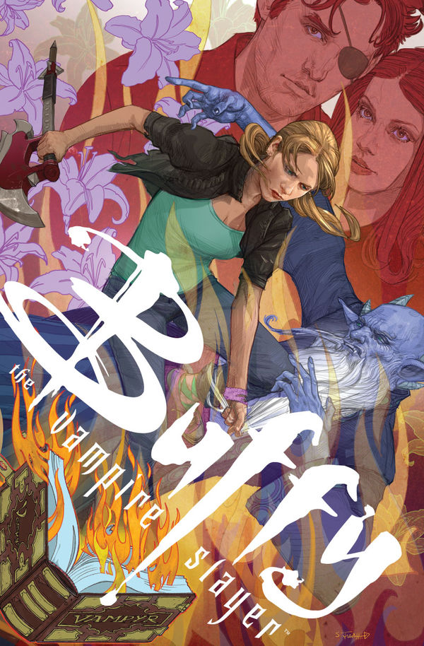 Buffy the Vampire Slayer Season Ten Library Edition, Volume 3