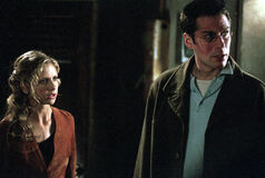 Sanctuary Buffy Wesley
