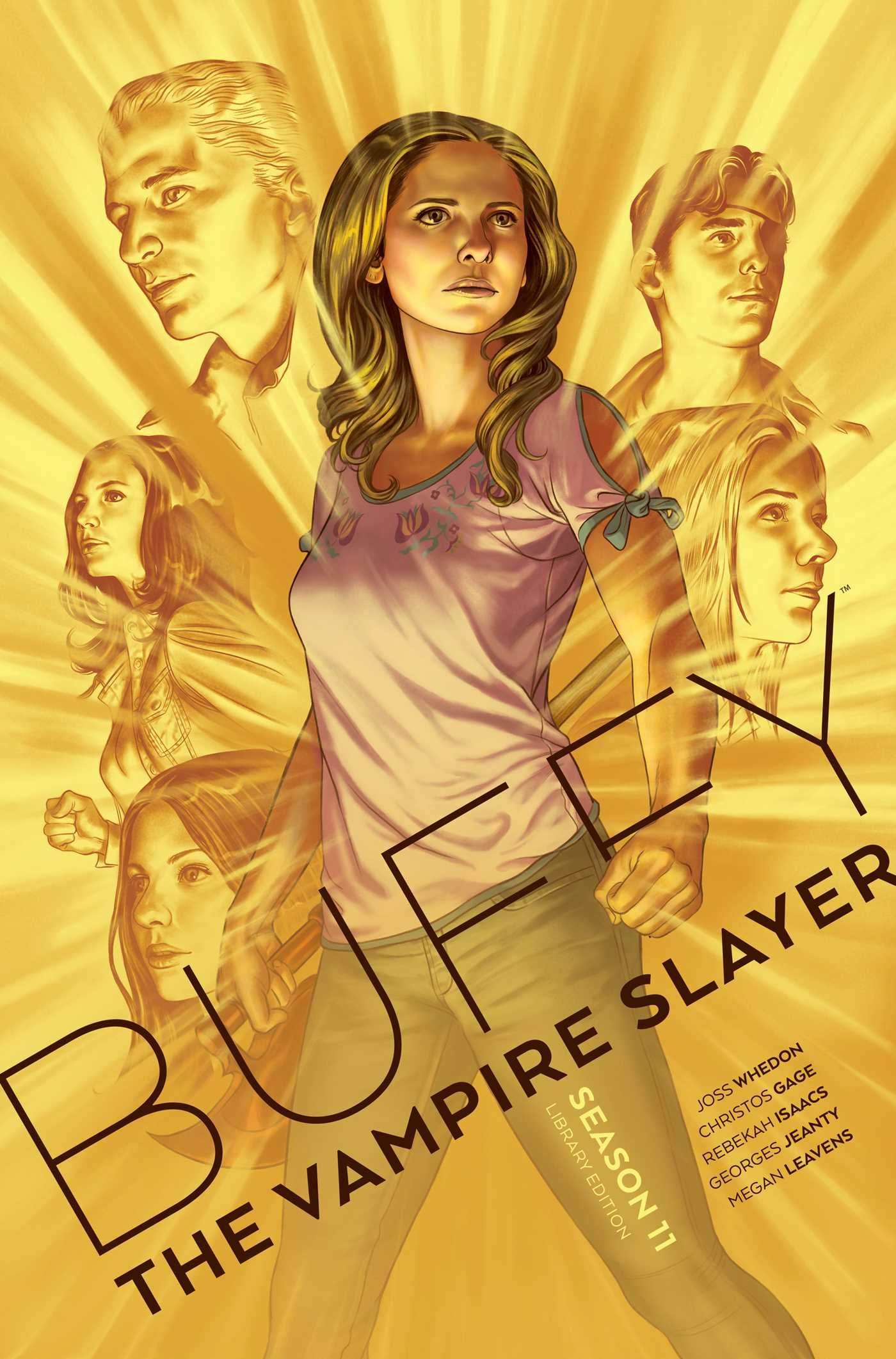 Buffy the Vampire Slayer Season Eleven Library Edition