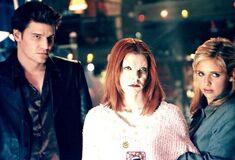 Doppelgangland Angel Willow Buffy 02