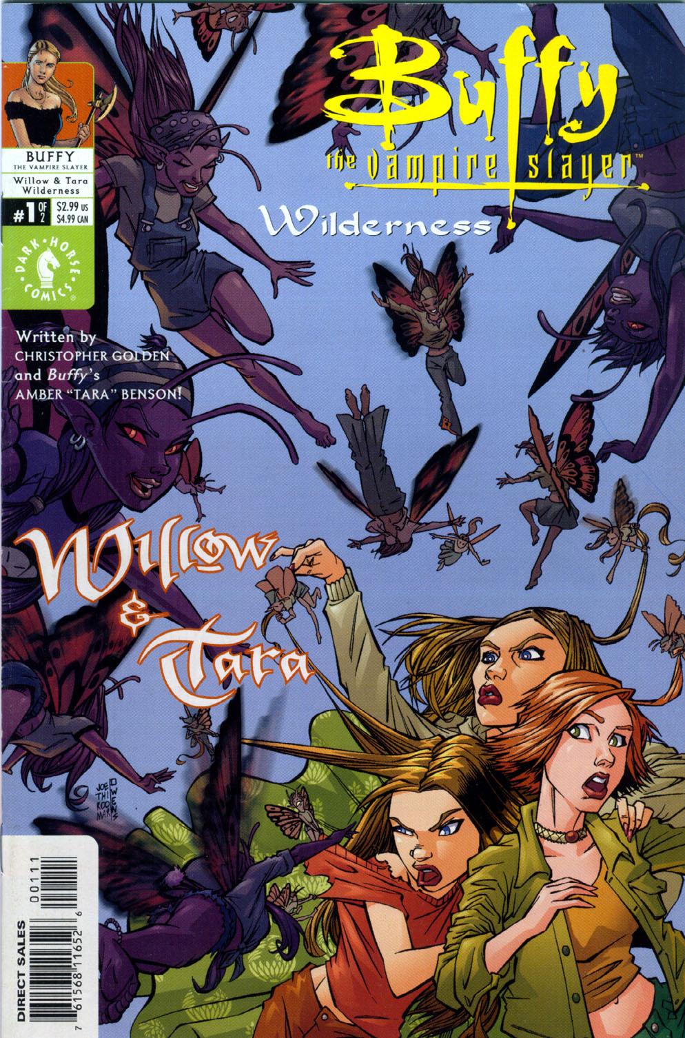 Willow & Tara: Wilderness