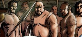 Kr'ph's gladiators
