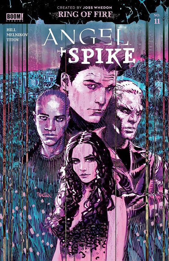 Angel + Spike 11