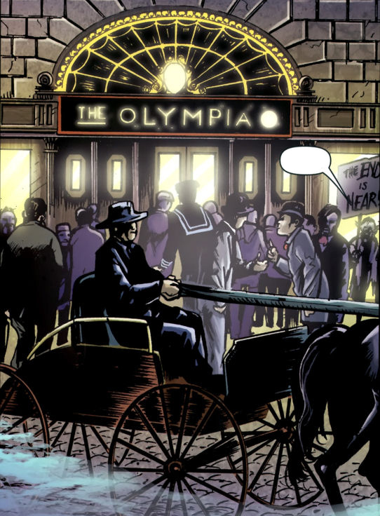 The Olympia
