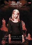 Buffy Seizoen 2 DVD Regio 4