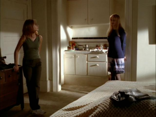 Anne Steele's apartment