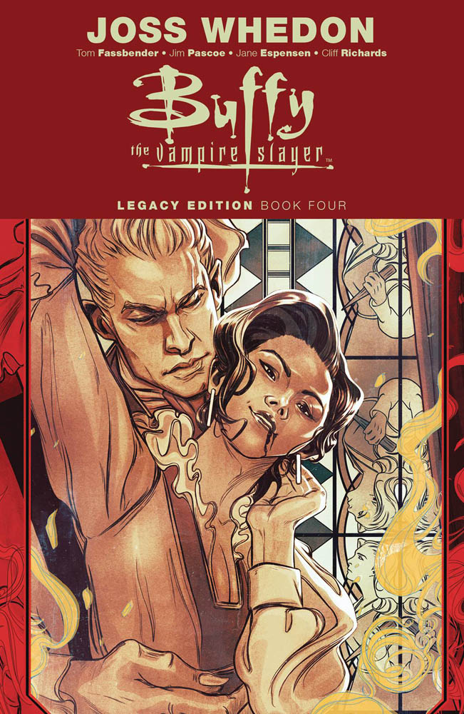 Buffy the Vampire Slayer Legacy Edition, Book 4