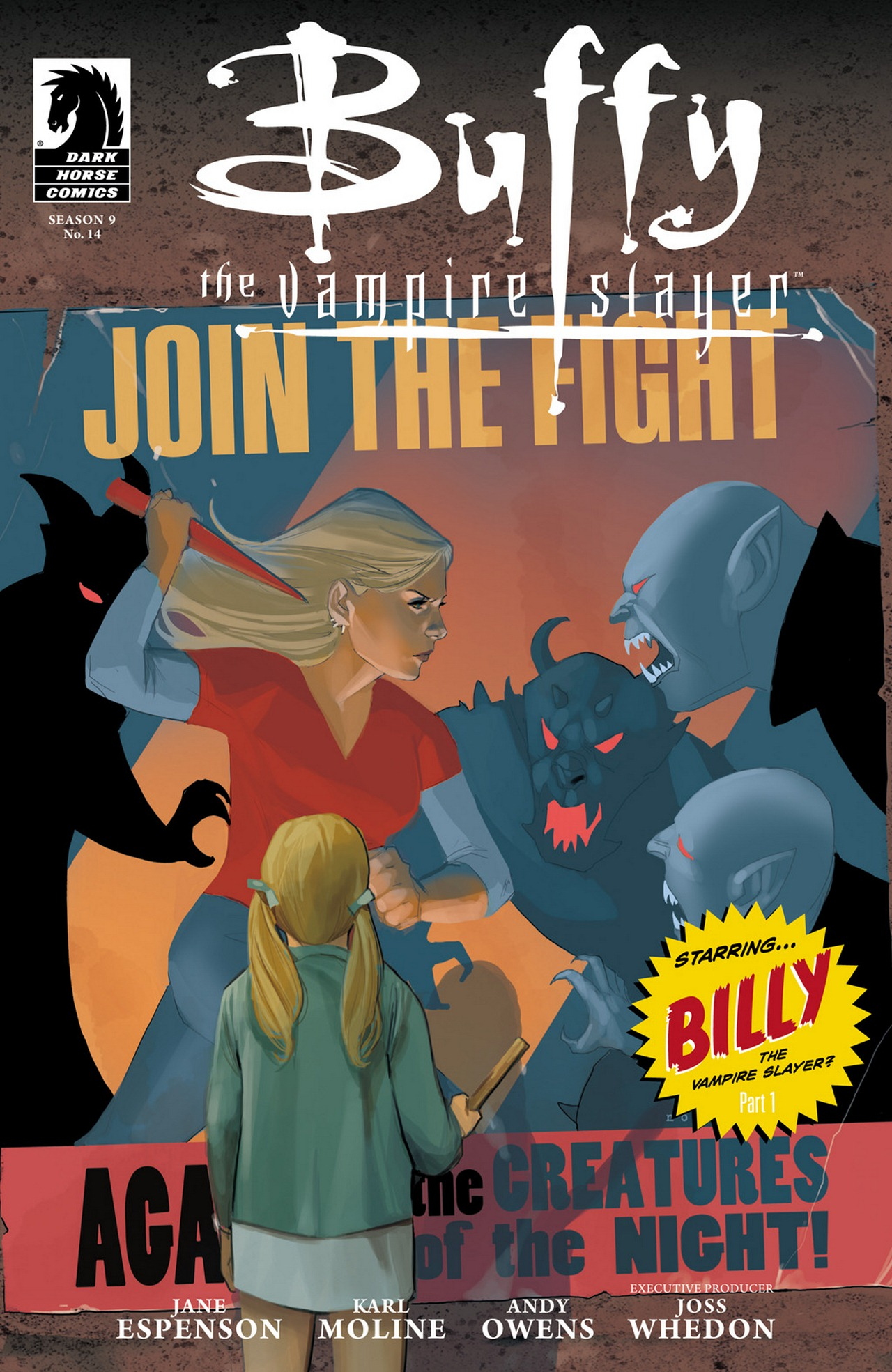 Billy the Vampire Slayer, Part One
